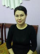 Аватар пользователя Асанова Асель Сагадиевна